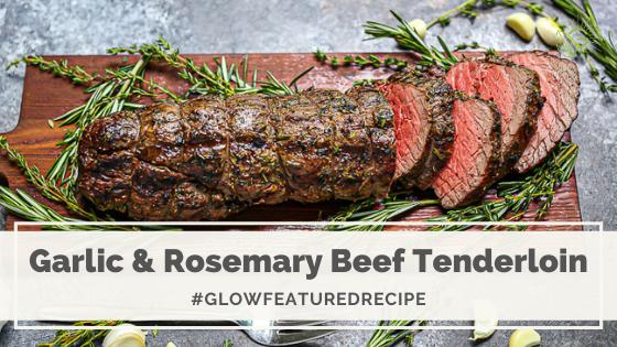 Garlic and rosemary beef tenderloin